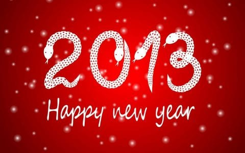Happy New Year, 2013!!!