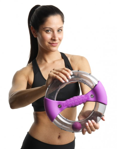 Spin your way to beautiful arms!