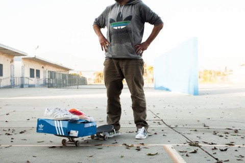 Adidas Originals Collaborates with Gonz and NIGO