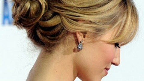 Top 5 Long Hairdos for Bridesmaids 2015