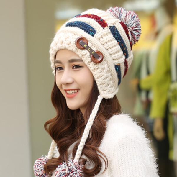 hairball-knit-hat-ear-flaps-women-beanie-winter-hats19433