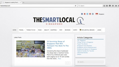 TheSmartLocal – The Singapore Guide!