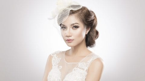 Some of the most popular upcoming bridal hairstyles in 2017