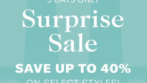 Shopbop Secret May Sale 2017