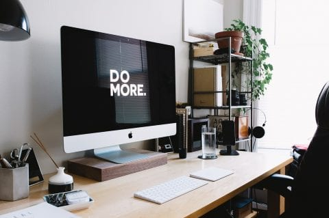 Here are seven easy ways to change your work décor