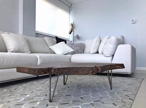Custom modern furniture designer Mike Boles talks shop