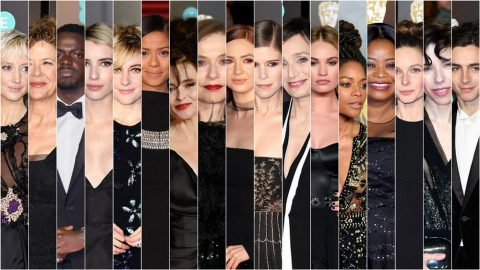 Who were the best dressed at the BAFTA Awards?
