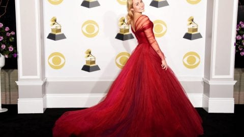 Top 10 best dressed in the 60th Grammy Awards