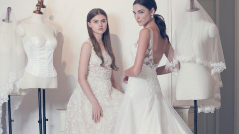 The most fashionable wedding dress trends for 2018