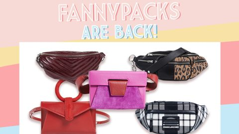 Fanny packs are back because It's the '90s all over again