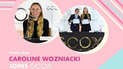 The next level of cryptocurrency: Caroline Wozniacki's token