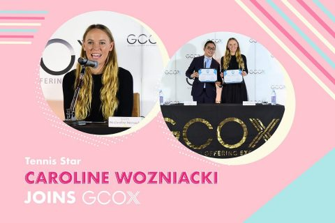 The next level of cryptocurrency: Caroline Wozniacki's token