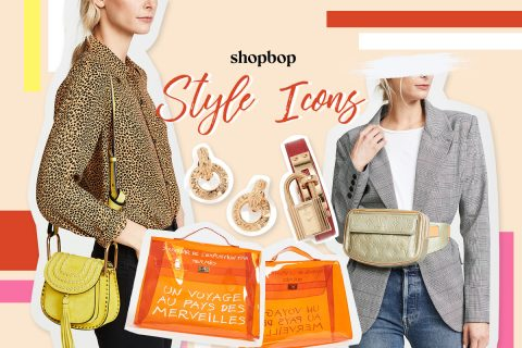 Be the best-dressed: Shopbop style icons