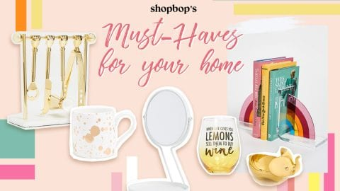 Shopbop's must-haves for your home
