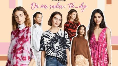 Shopbop on our radar: Tie-dye