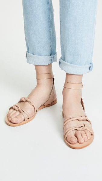 shopbop KAANAS Guarulhos Knot Sandals