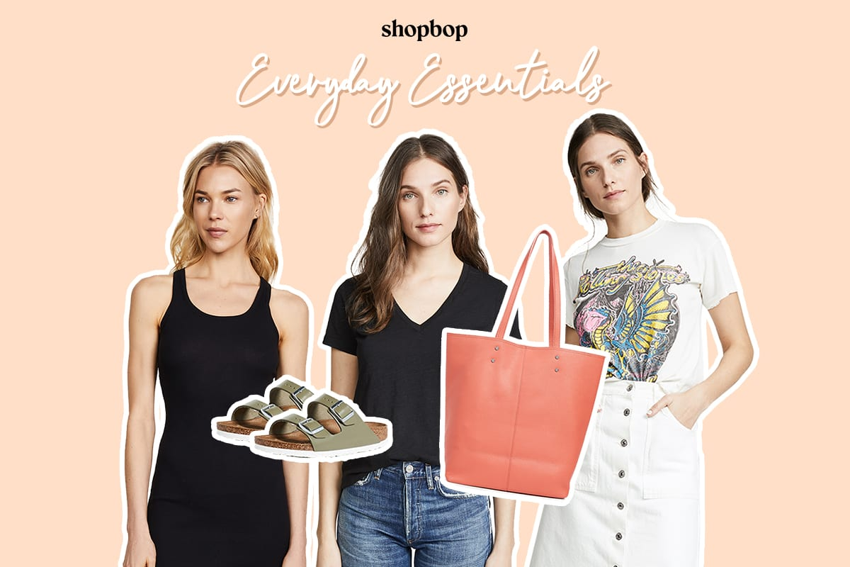 shopbop everyday essentials