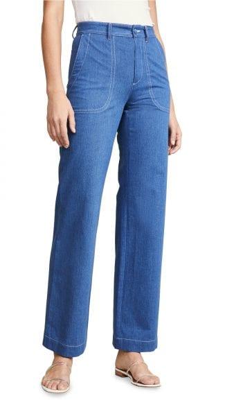 A.P.C. Seaside Jeans shopbop princessadiary