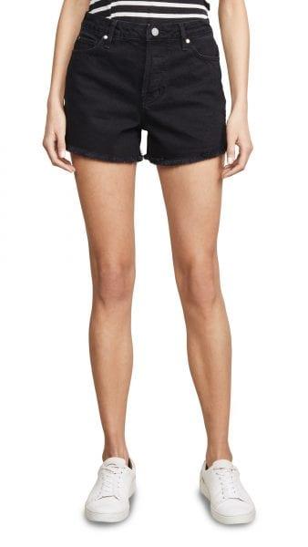 ei8htdreams High Rise Denim Shorts shopbop princessadiary