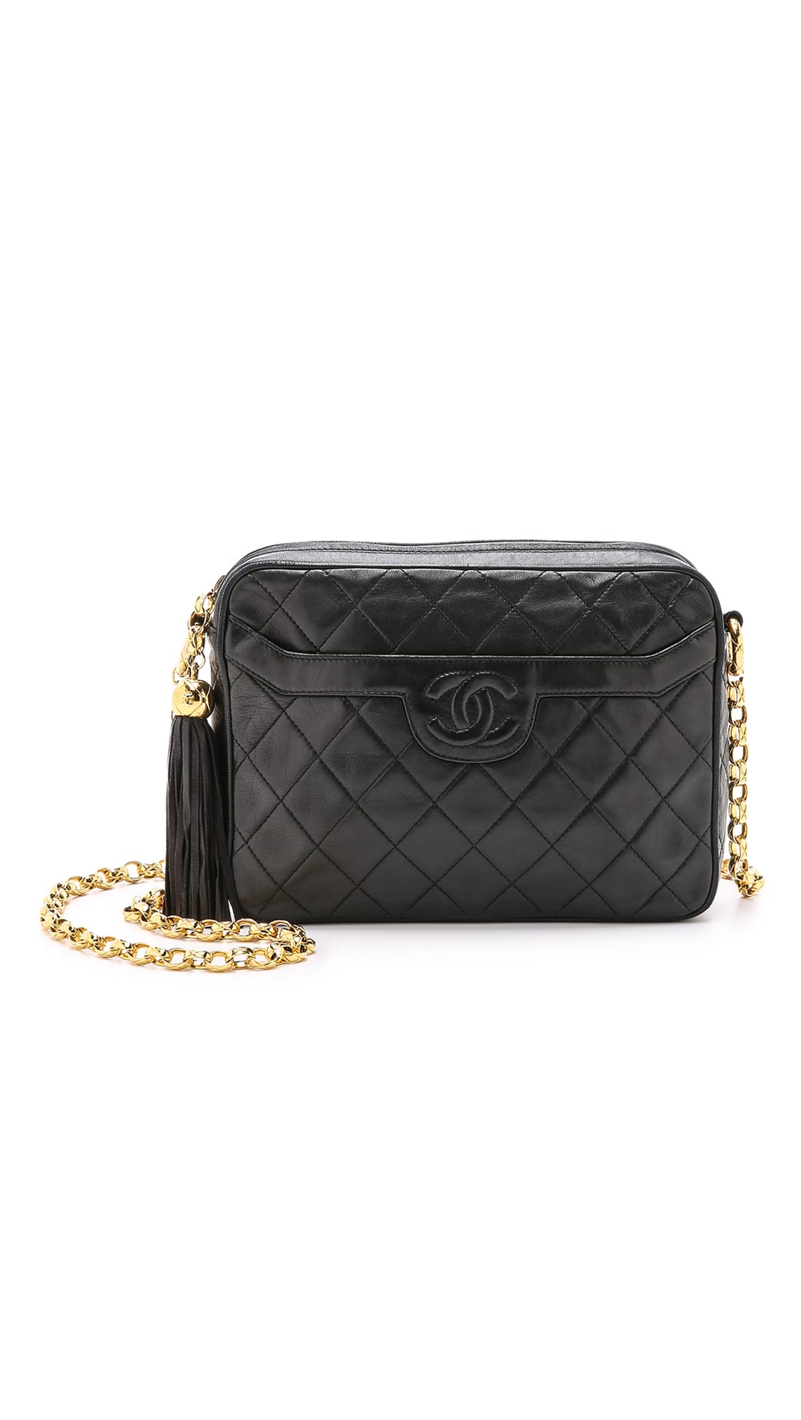shopbop What Goes Around Comes Around Chanel Camera Bag
