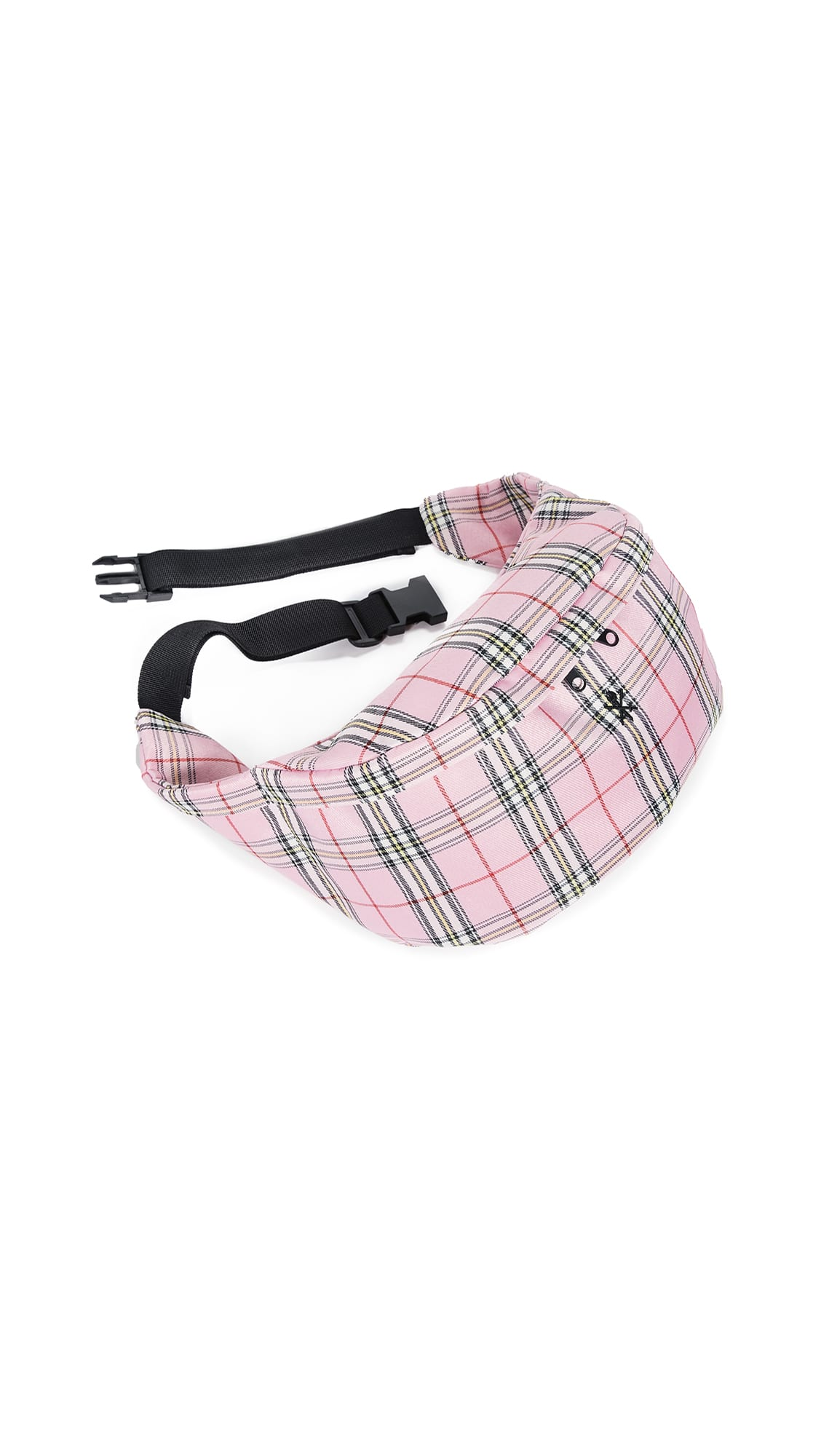 shopbop Opening Ceremony Plaid Fannypack