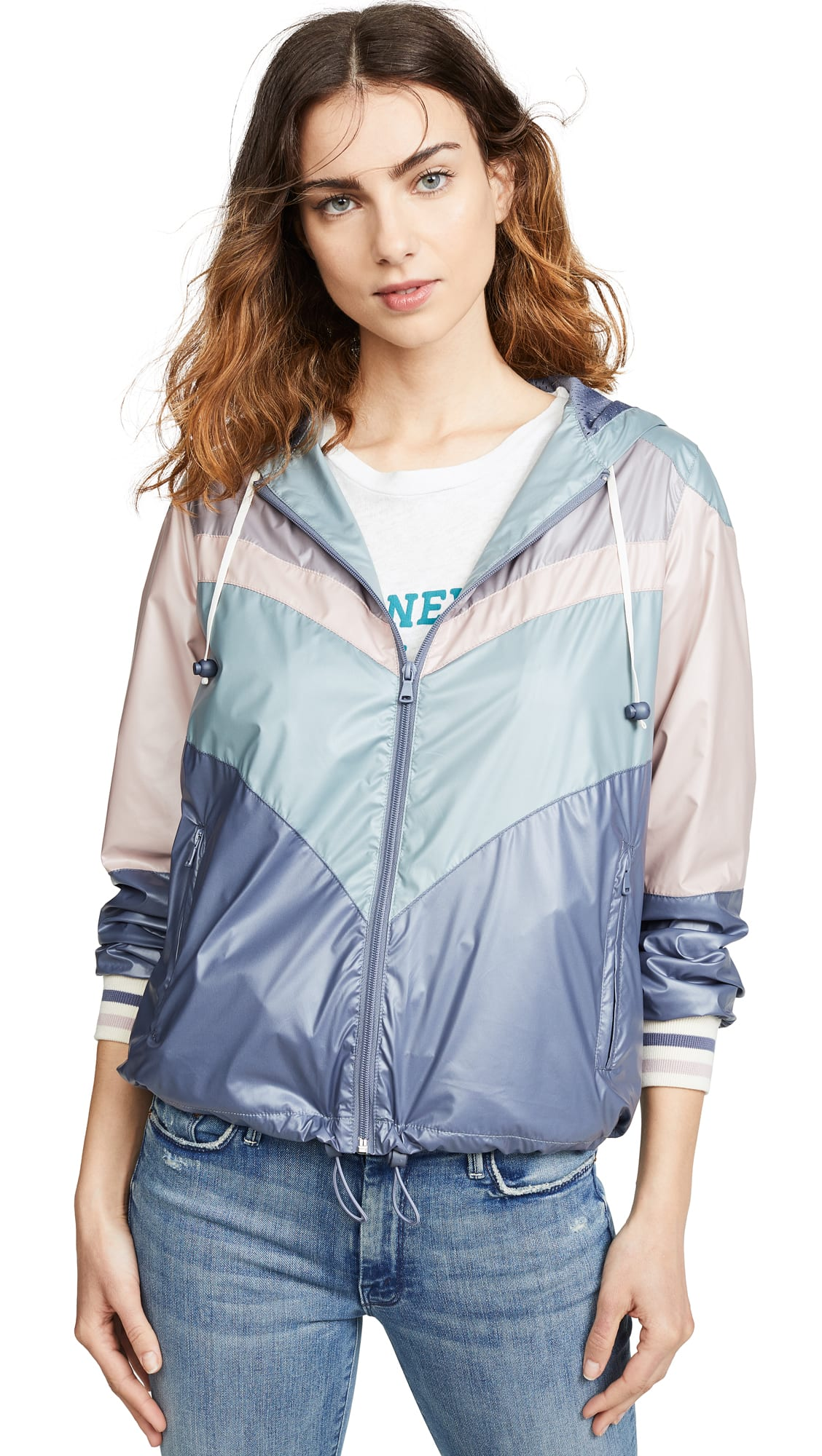 shopbop Mother The Sport Breaker Jacket
